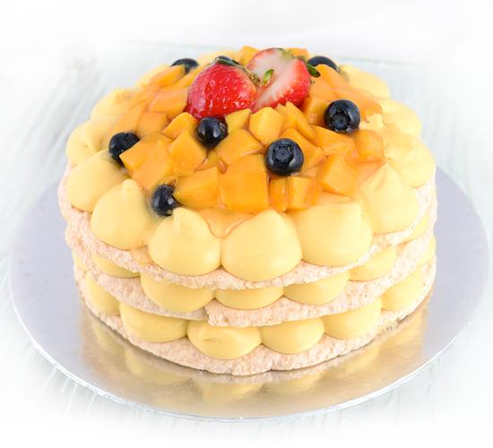 Mango cake in singapore