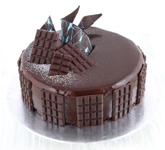 Chocolate cake in singapore