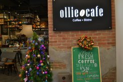 Ollie Cafe in Orchard Gateway