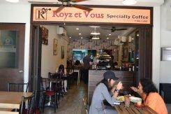 Royz Et Vous at 17 Bali Lane