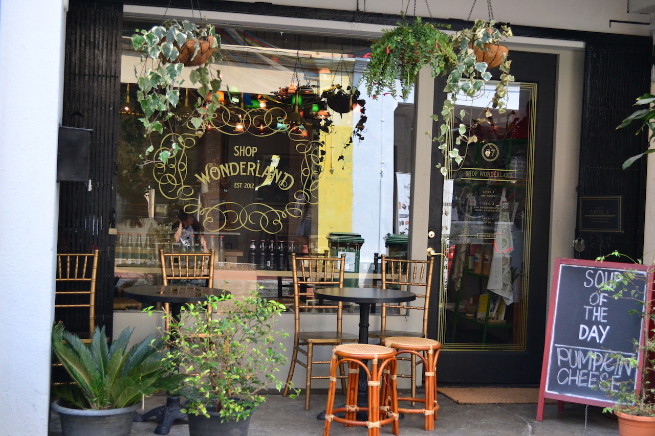 Shop Wonderland The Pantry at 37 Haji Lane