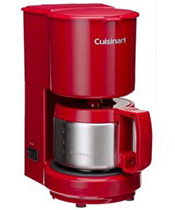 Cuisinart Coffee Maker Coffee Not Hot Enough : 4 cup coffee maker cuisinart Oncoffeemakers.com Singapore