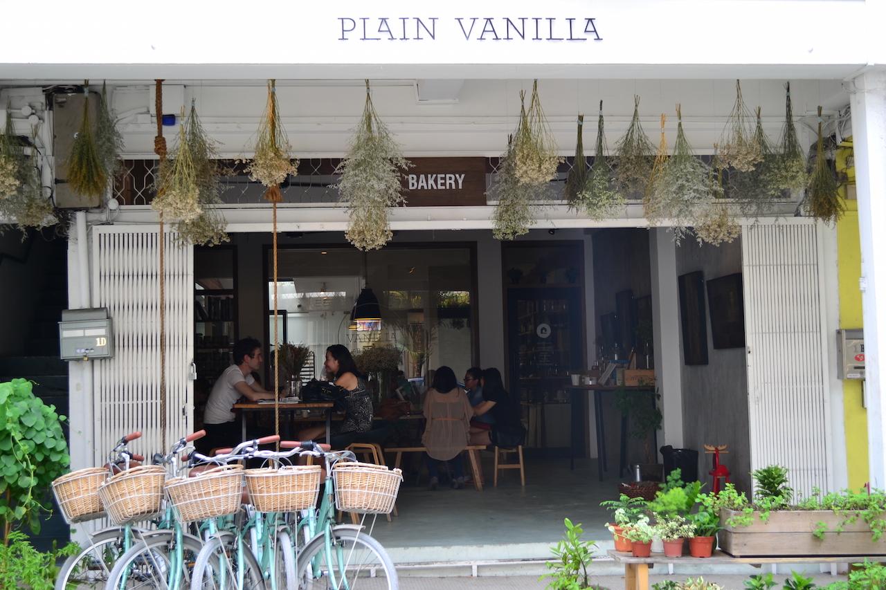 Plain Vanilla at 1D Yong Siak Street