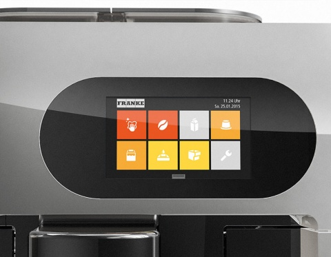Best Office Coffee Machine in Singapore | Franke A200 ...