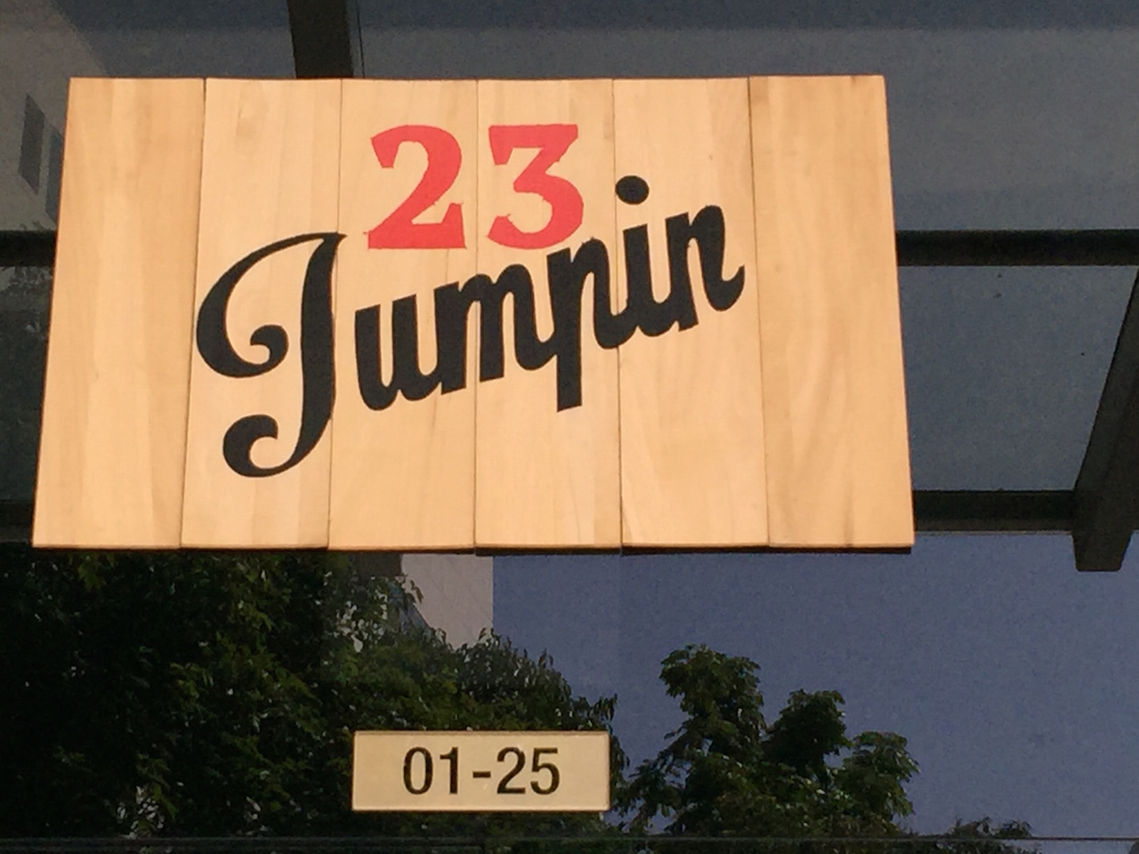 23 Jumpin at 1 Irving Place 01-25
