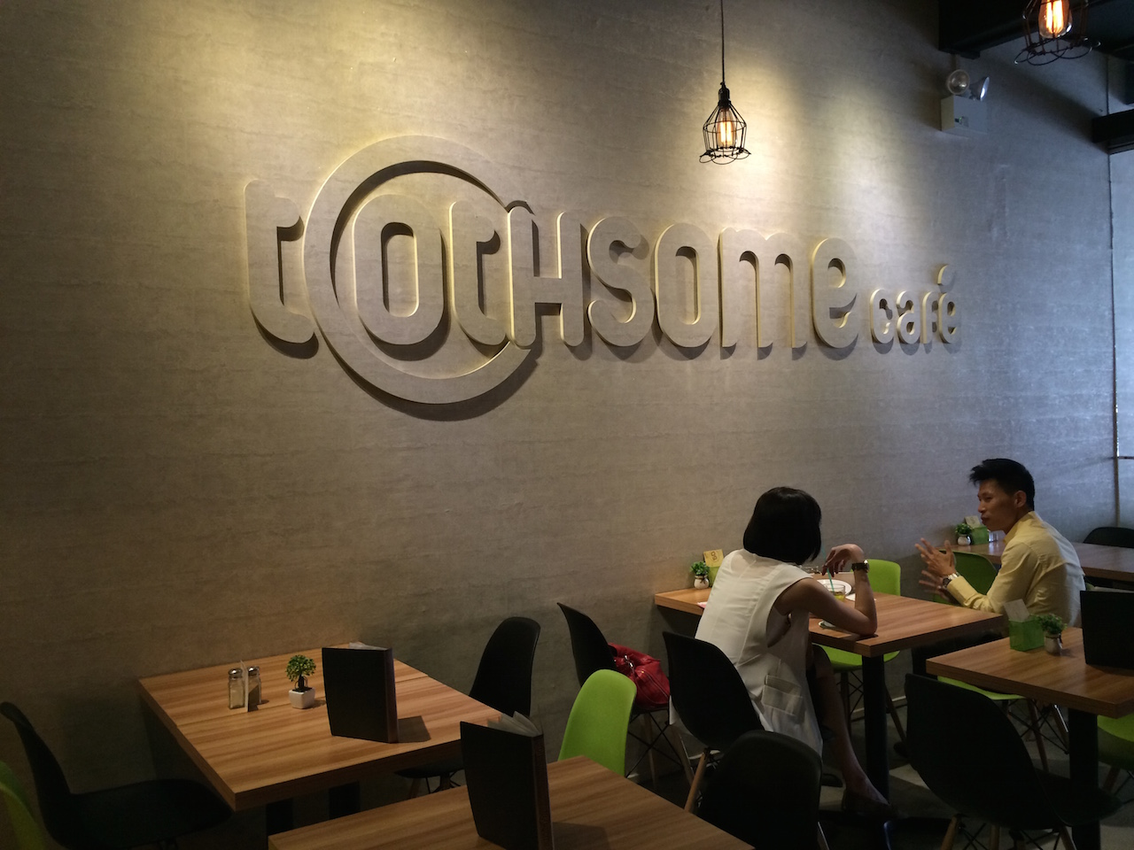 Toothsome Cafe at 368 Tanjong Katong road