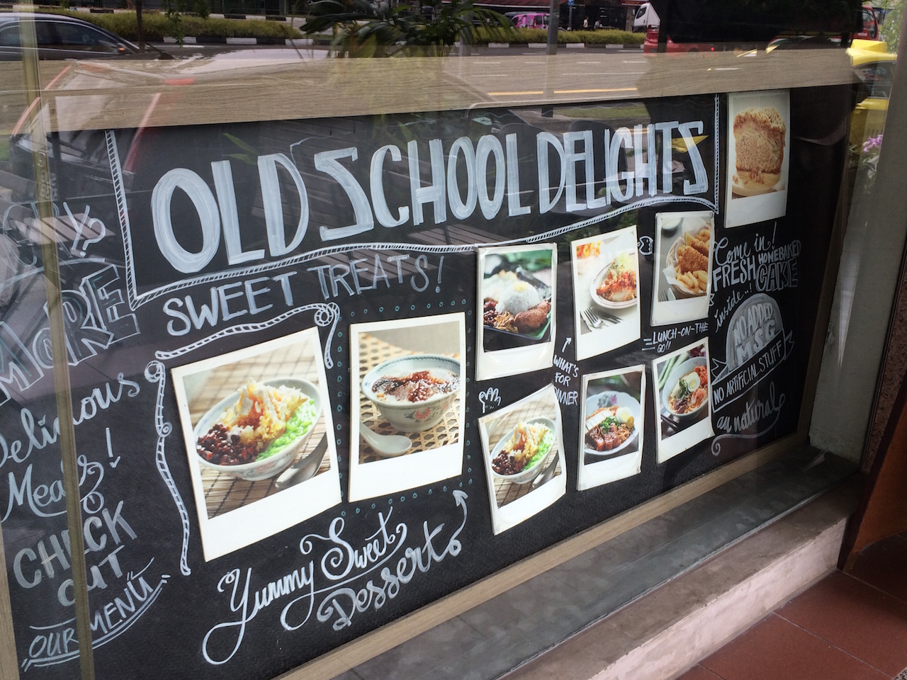 Old School Delights at 215M Upper Thomson Road