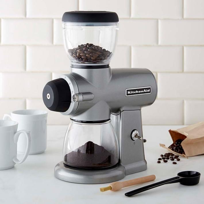 Best Coffee Grinder ~ Best coffee grinder kitchenaid pro line kpcg