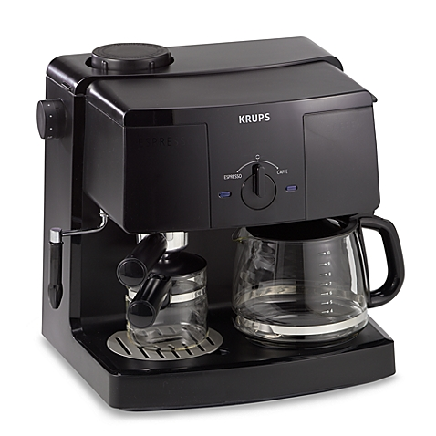 best coffee and espresso maker krups xp 1500 coffee espresso machine. Black Bedroom Furniture Sets. Home Design Ideas