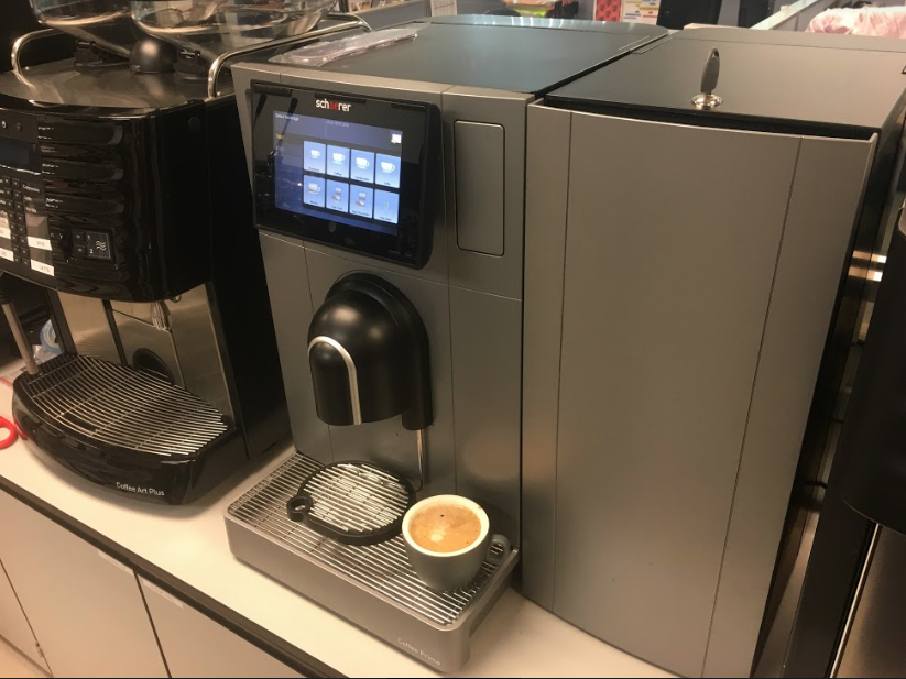 Fonkelnieuw Schaerer Coffee Prime | Singapore Office Espresso Machine YJ-18