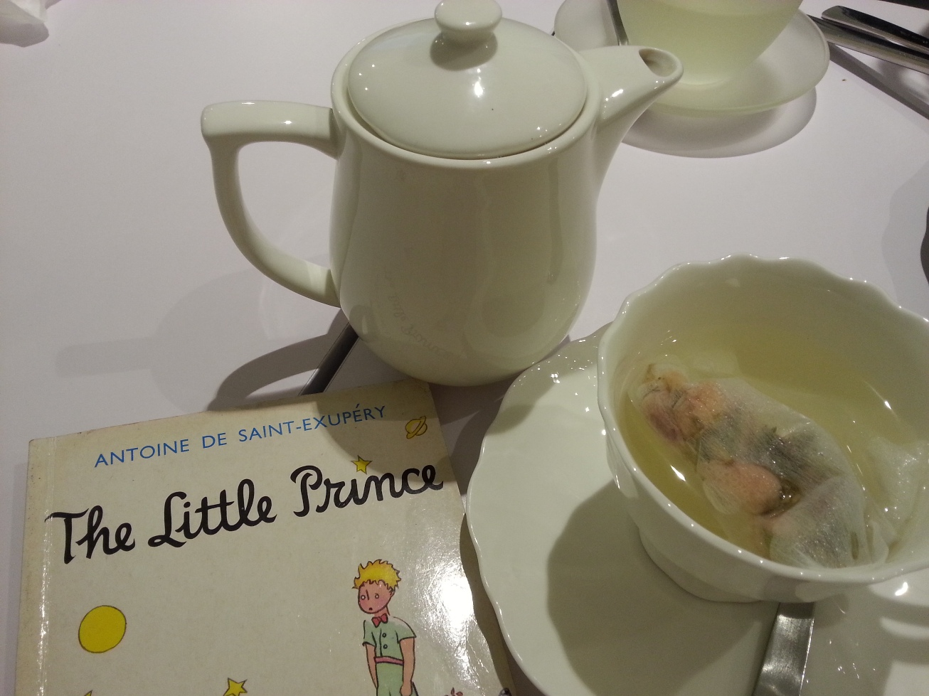The Little Prince Creamery in Toa Payoh