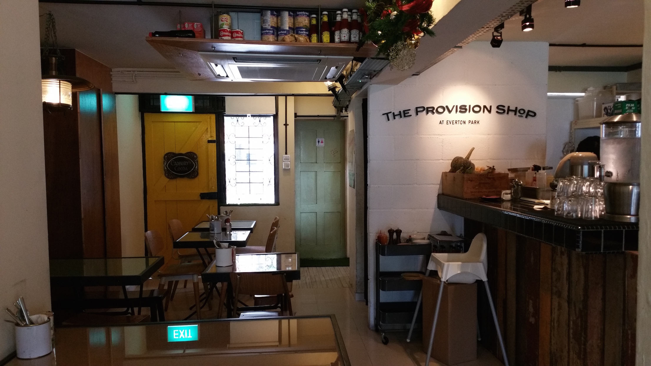 The Provision Shop Cafe
