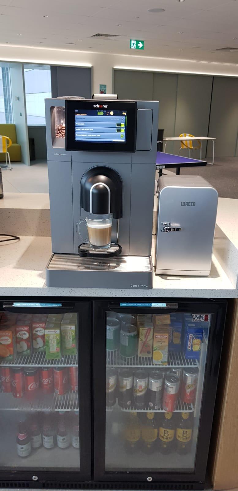 Best Office Coffee Machine in Singapore | Franke A200 ...