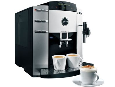 A Coffee Pot Or A JurA Impressa F90 Coffee Maker?
