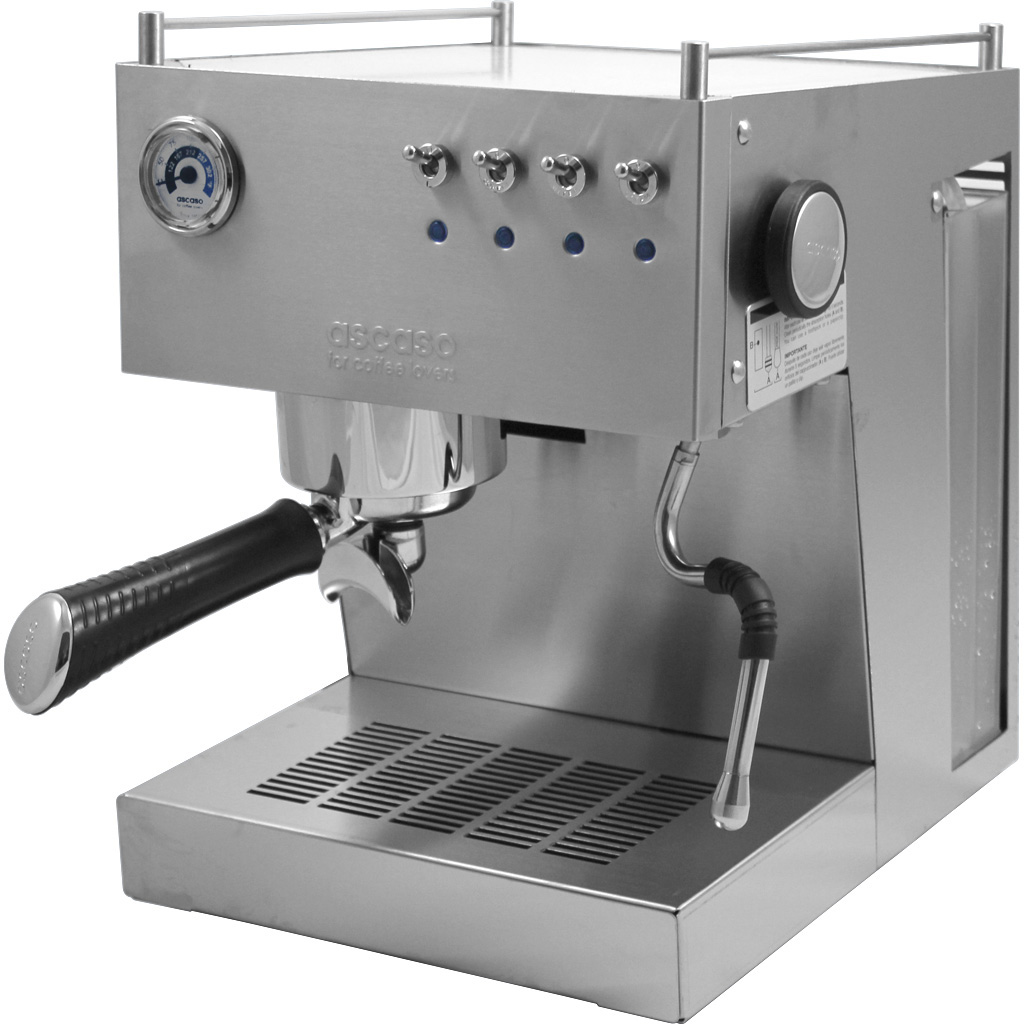 Ascaso Steel Coffee Machine