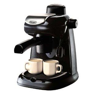DeLonghi EC5 Steam-Driven 4-Cup Espresso