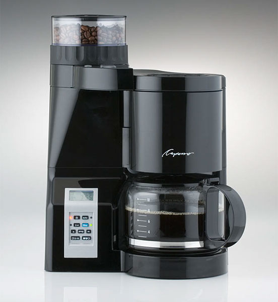 Best Coffee Maker And Grinder 2015 : Best coffee maker grinder