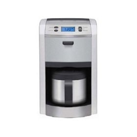 Krups KT8105 Professional 10-Cup Die-Cast Coffeemaker with Thermal Carafe