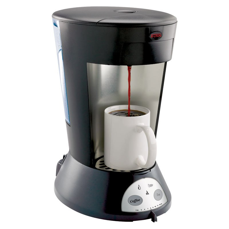 Image gallery one cup coffee makers for Best coffee maker