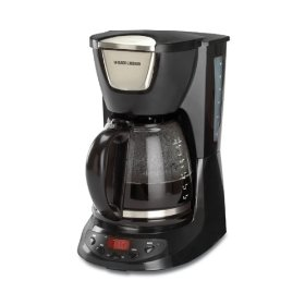 Black And Decker Coffee Maker Cm1300sc : Black and decker coffee makers is better than any espresso machine