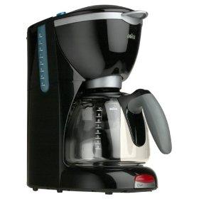 how to clean a braun coffee machine