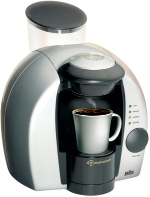 Braun-coffee-maker
