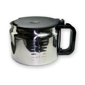 Braun Replacement Stainless Steel Coffee Pots