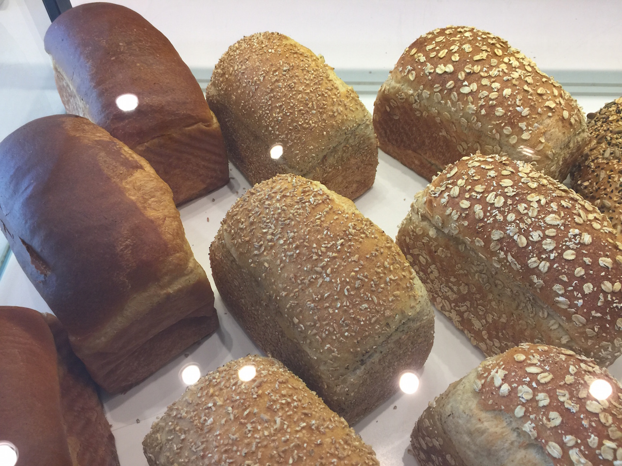 Bread Table along 1010 Upper Serangoon Road