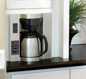 Coffee Maker Qualifications : Brew Express Built in coffee maker OnCoffeeMakers.com
