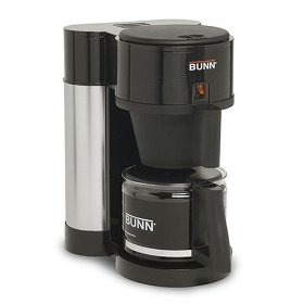 Bunn Coffee Maker Dripping : Bunn coffeemakers have the best drip