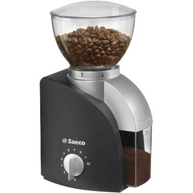 burr-coffee-grinders-saeco