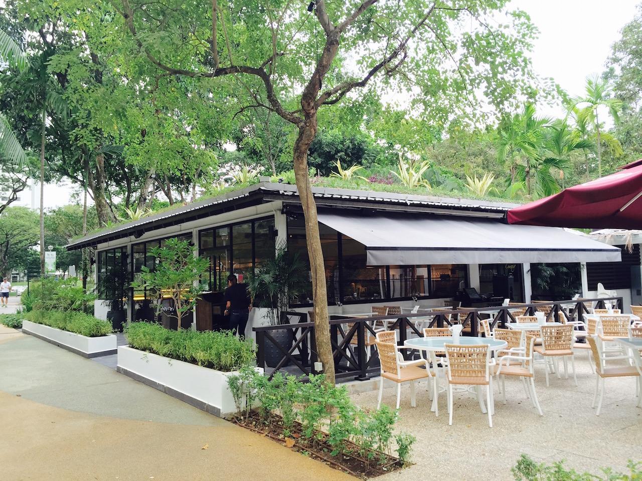 Canopy Garden Dining & Canopy Garden Dining   1382 Ang Mo Kio Ave 1   Singapore