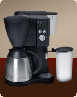capresso coffee maker instructions