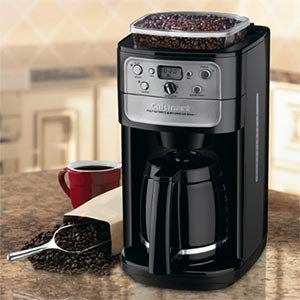 Capresso Grind And Brew Coffee Maker