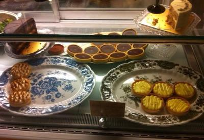 Carpenter and Cook tarts|Singapore Cafes and Cakes guide