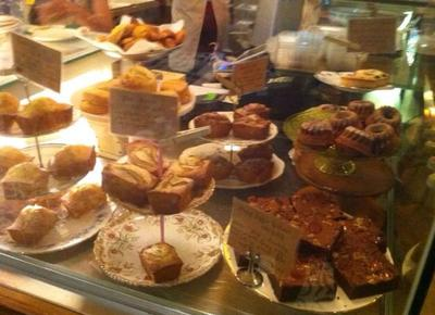 Carpenter and Cook assorted desserts | Singapore Cafes and Cakes guide