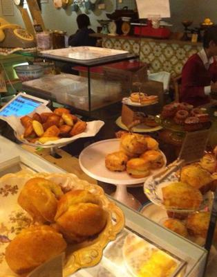 Carpenter and Cook buns and bread | Singapore Cafes and Cakes Guide