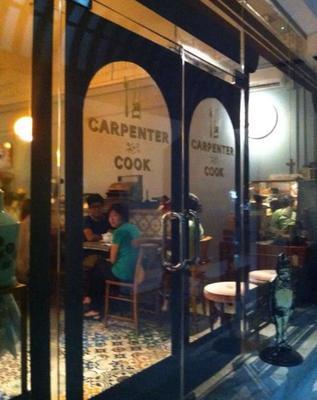 Carpenter and Cook |Lorong Kilat Singapore