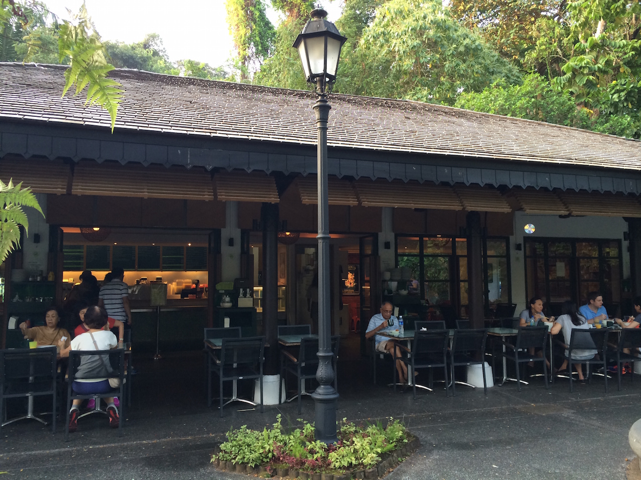 Casa Verde at Singapore Botanic Gardens Visitors Centre