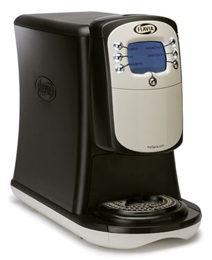 Flavia One Cup Coffee Maker : Coffee flavia maker is close to perfect (it is free too if drank in office)