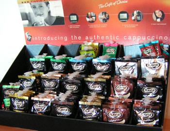 Coffee Flavia Packet Wholesale