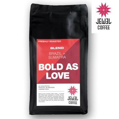 Bold As Love Coffee Blend