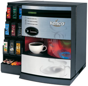 coffee-vending