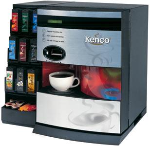 coffee-vending