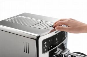 Saeco's Italian Xelsis Digital ID coffee machine