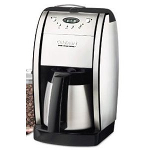 Cuisinart coffee maker with grinder, I heard is the best -it is true?