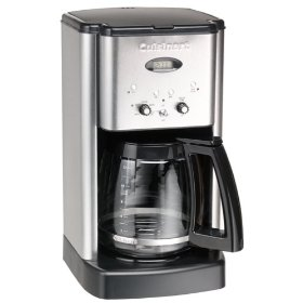 Cuisinart DCC-1200 Coffee Maker Gets 5 Star Reviews…