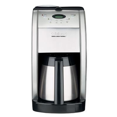 Cuisinart Automatic Grind And Brew Coffee Maker User Manual : masterelements - Blog