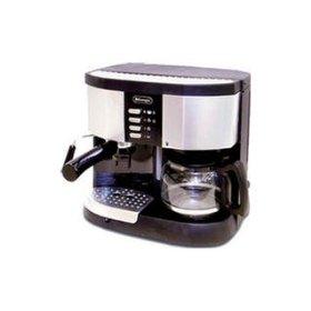 Delonghi Coffee Maker Bco255 Instructions : De Longhi BCO255 Pumped Combi Coffee Maker