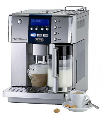 delonghi espresso machine. Black Bedroom Furniture Sets. Home Design Ideas